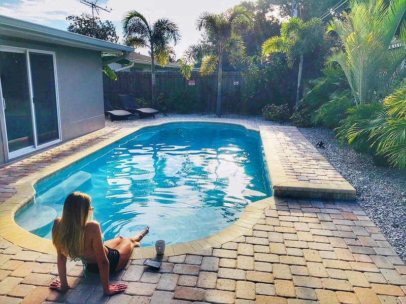 PRIVATE POOL HOME IN THE HEART OF CLEARWATER! UPDATED 2019 ...