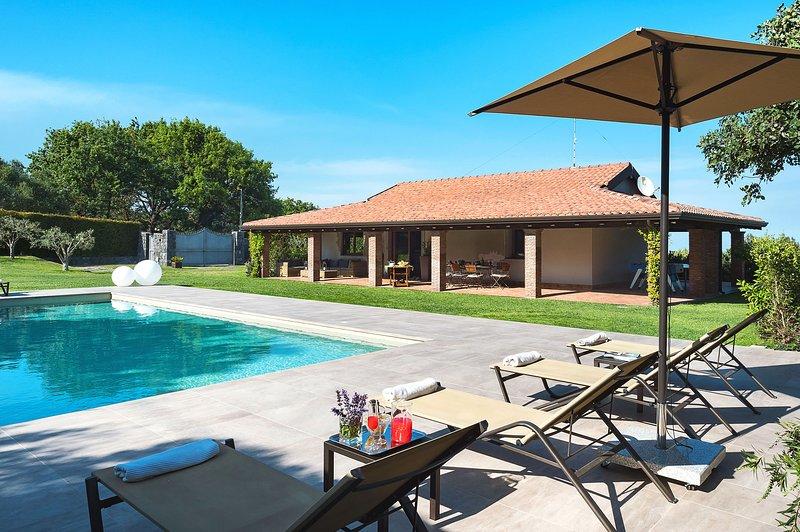 Villa Timeo, holiday rental in Trecastagni