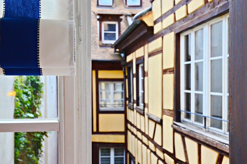Quatre Chaises, Strasbourg, alquiler vacacional en Estrasburgo