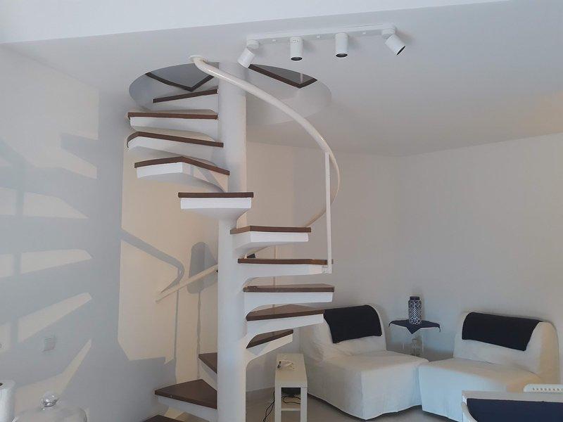 Sailor's House - Apartamento Duplex, holiday rental in Mindelo