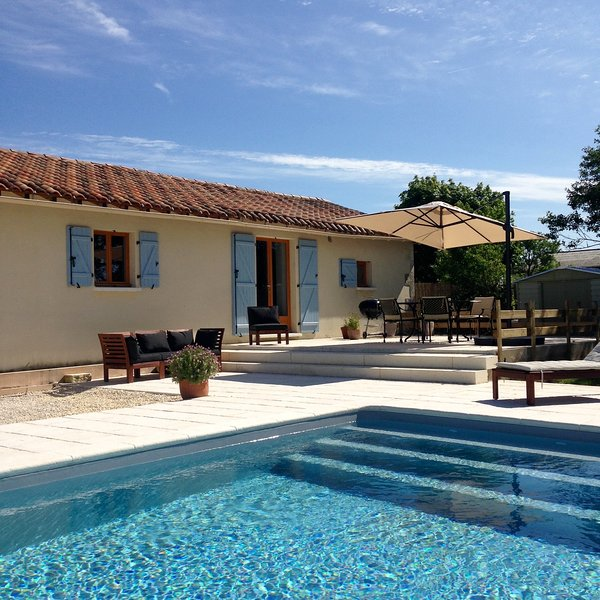 The Cottage - Le Texier Gites, holiday rental in Coutures