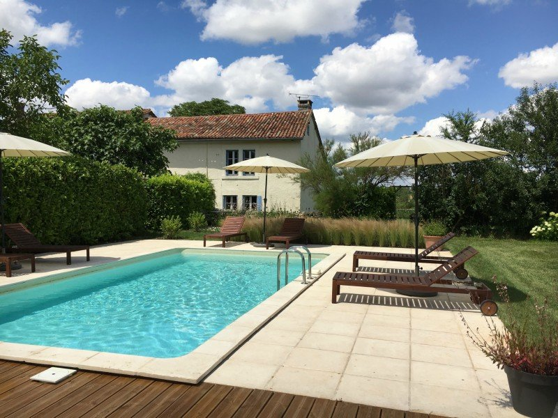 The Haybarn - Le Texier Gites, holiday rental in Coutures