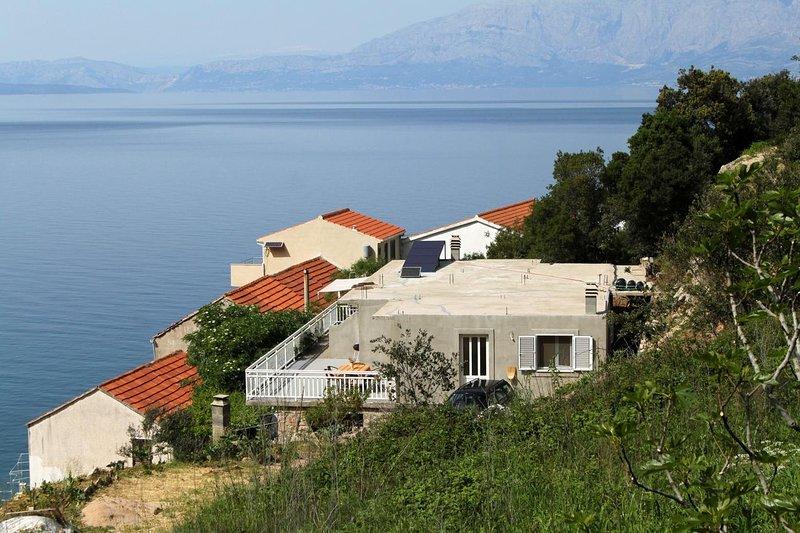 One bedroom apartment Cove Pobij, Hvar (A-8702-d), vacation rental in Pokrivenik