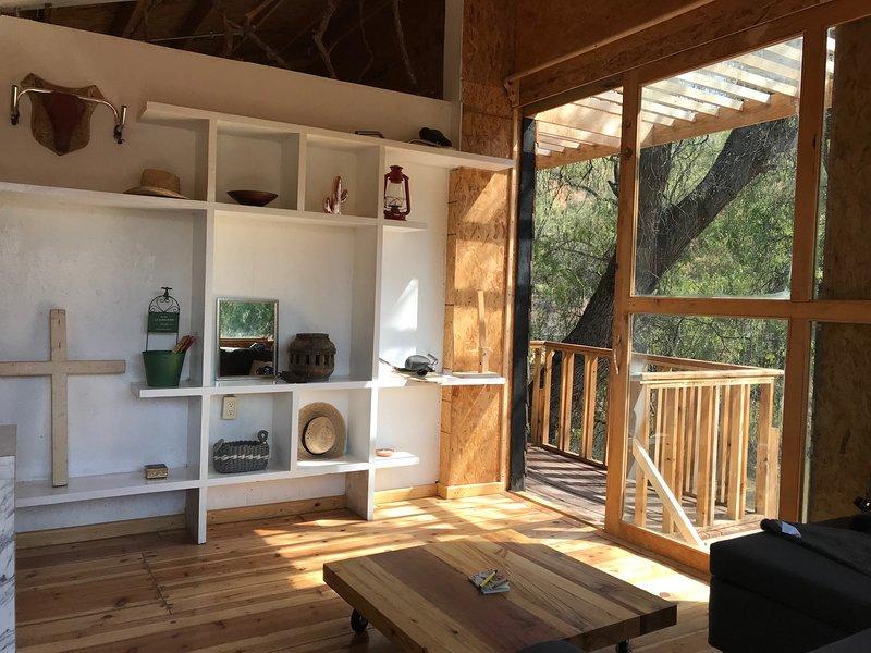 B&B Cabaña Cómoda y Moderna, holiday rental in Silao