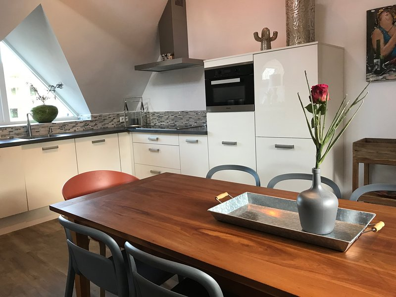Spacious villa near lakes and forest in Friesland - Peaceful and Characteristic, holiday rental in Warns