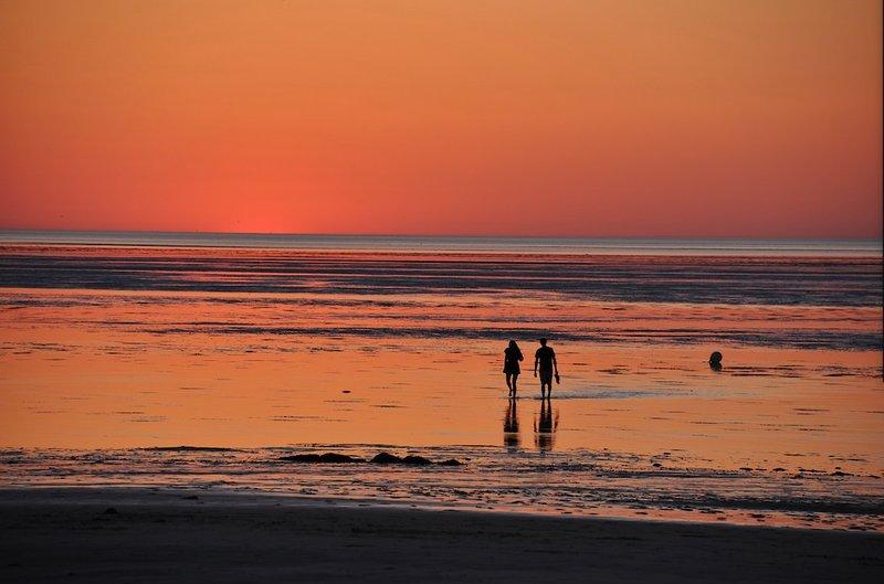 Ellis and Winslow Landing - Beach on Cape Cod Bay