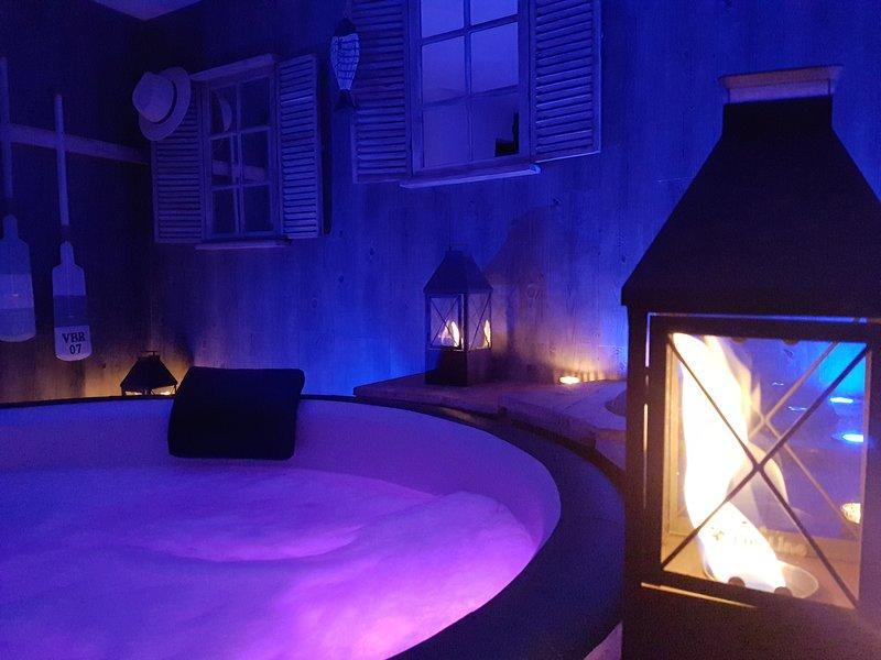 Nuit secrète Guérande, holiday rental in Saille