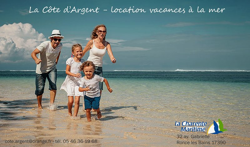 Alugar casa de férias no mar perto da praia - Ronce les Bains - La Tremblade