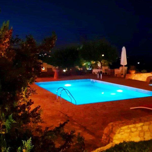 Heraklion-Crete Villa'Castle'Agios Vasilios, holiday rental in Peza