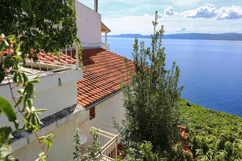 Two bedroom apartment Marušići, Omiš (A-1042-a), vacation rental in Marusici