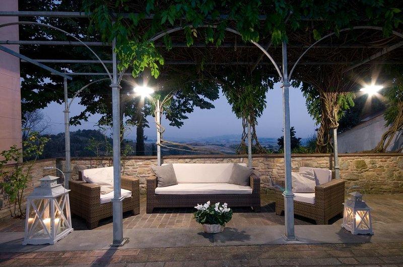 Villa Angelica, Ferienwohnung in Castelfiorentino