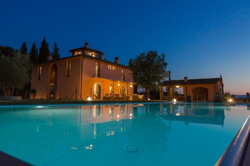 Villa Lestra, vacation rental in Corazzano