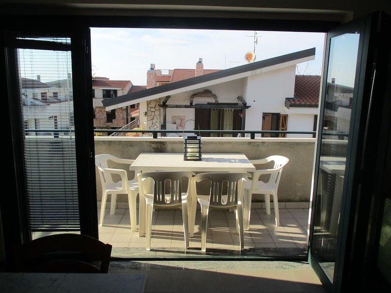Appartamenti Lebbolo Tropea - 4/5 persone, alquiler vacacional en Torre Marino