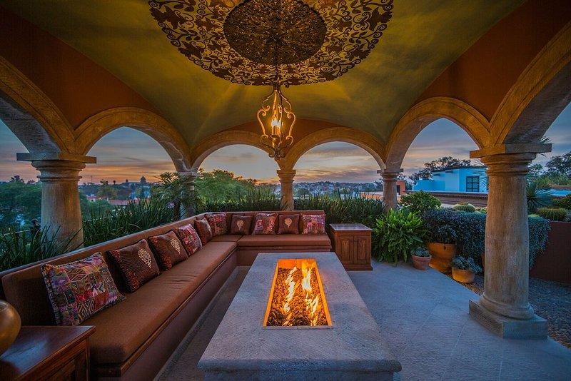 Casa Terrazas, alquiler de vacaciones en San Miguel de Allende
