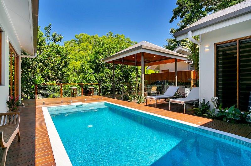 PALM COVE/Winning Figtree Tropical Villas, location de vacances à Cairns Region