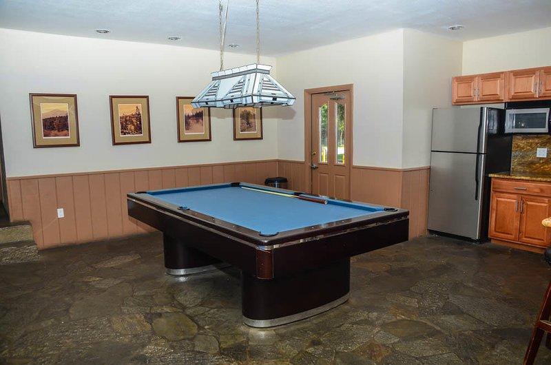 Chamonix #096 - Chamonix Pool Table