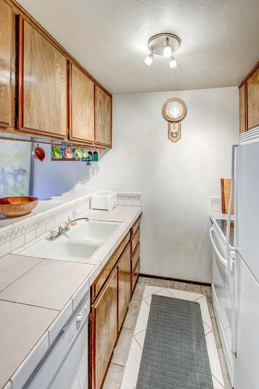 Chamonix #096 - Fully equipped kitchen