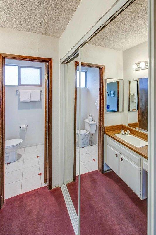 Chamonix #096 - Master bathroom