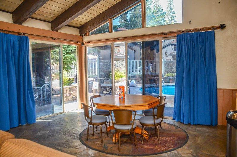 Chamonix #096 - Chamonix Clubhouse by Pool