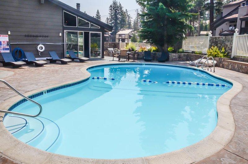 Chamonix #096 - Chamonix Swimming Pool