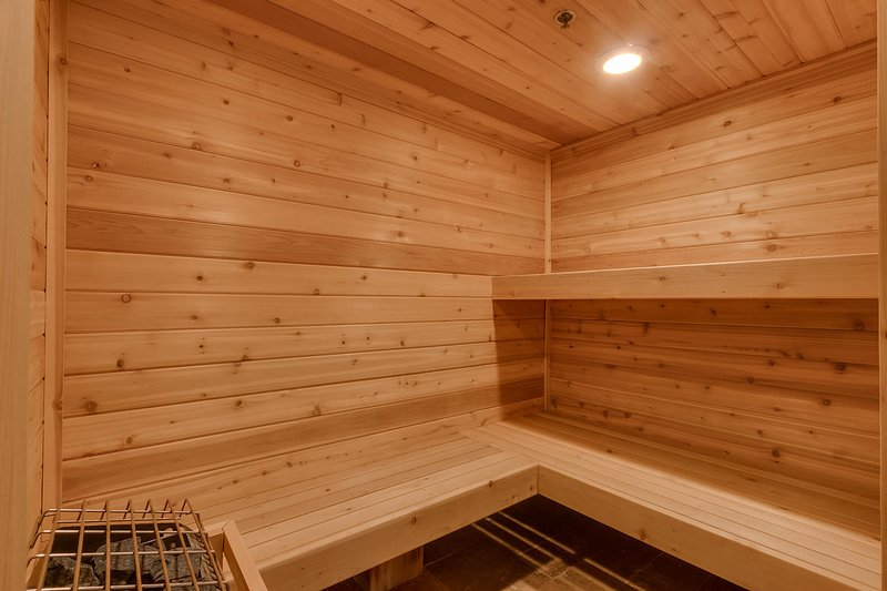 Evergreen Estate - Sauna