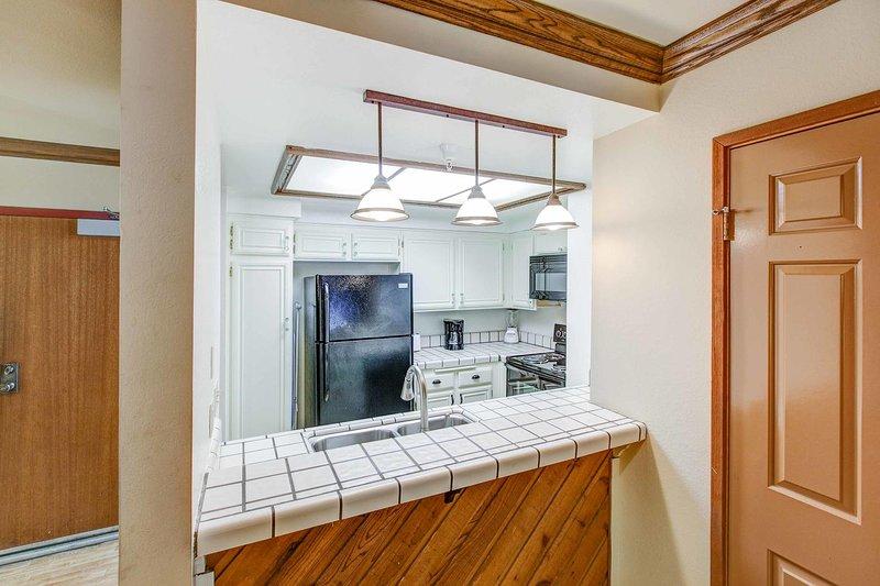 Aspen Creek # 225 - Descripción general de la cocina