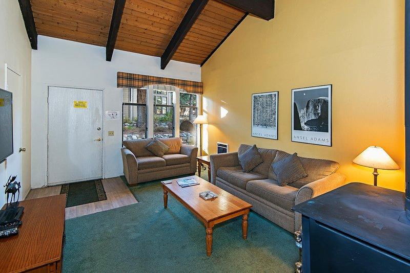 St. Moritz # 31 - Sala de estar con asientos
