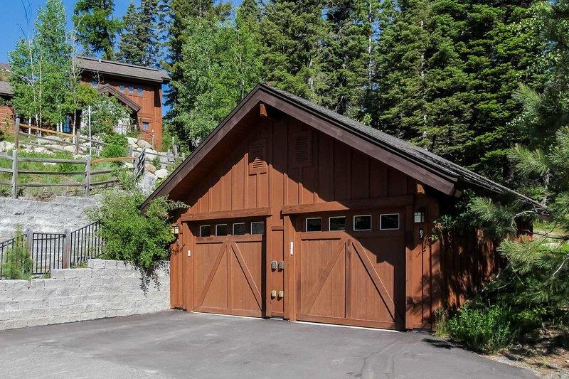 Clearwater Cottage 87 - garage 2 voitures