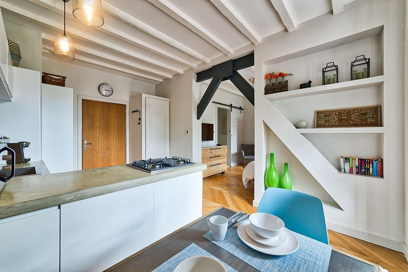 Marie Paradis Studio Apartment, vacation rental in Chamonix