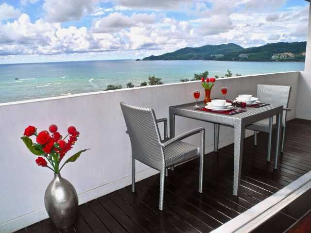 Patong tower Apartment with amazing Sea Views, holiday rental in Patong