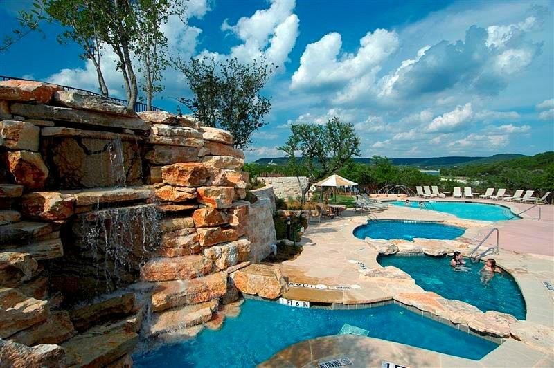 Amazing pools at the resort