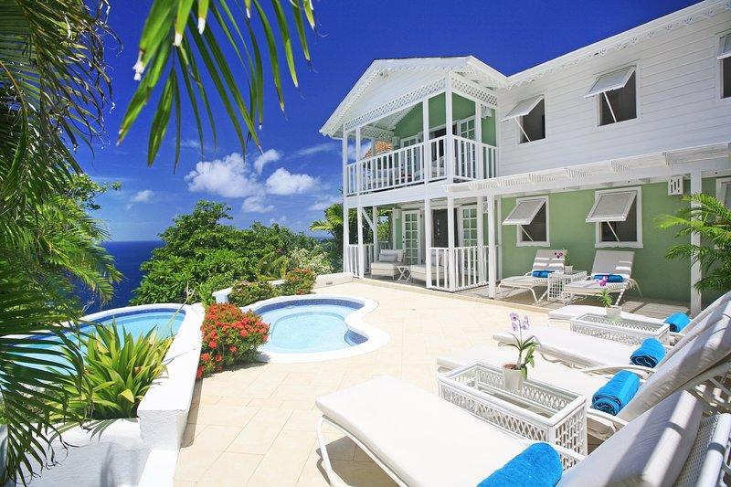 Saline Reef, holiday rental in Cap Estate