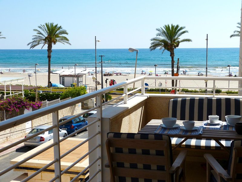 San Juan Beachfront, vacation rental in Sant Joan d'Alacant