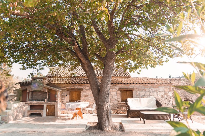 villa violla, holiday rental in Vitalades
