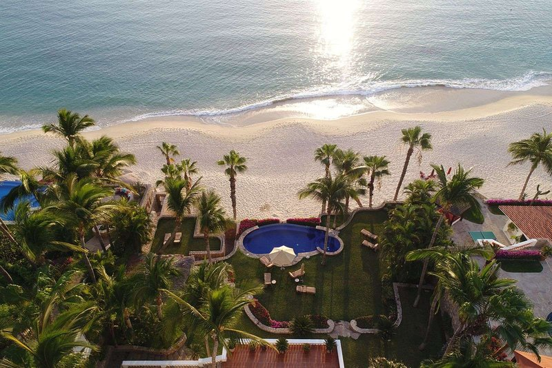 Everything you'd need for the perfect family getaway can be found at Villa Pacifica-Palmilla!