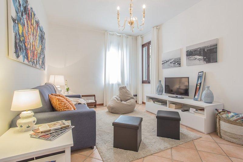 Mirafiore country house for family,garden, Riviera del Brenta,15 km from Venice, alquiler vacacional en Dogaletto