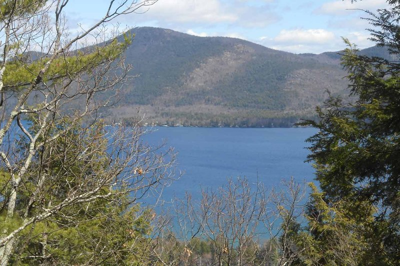 Woodland House at Lake George.  A true dream of a house., holiday rental in Lake George