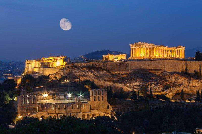 Acropolis view, holiday rental in Nea Smirni