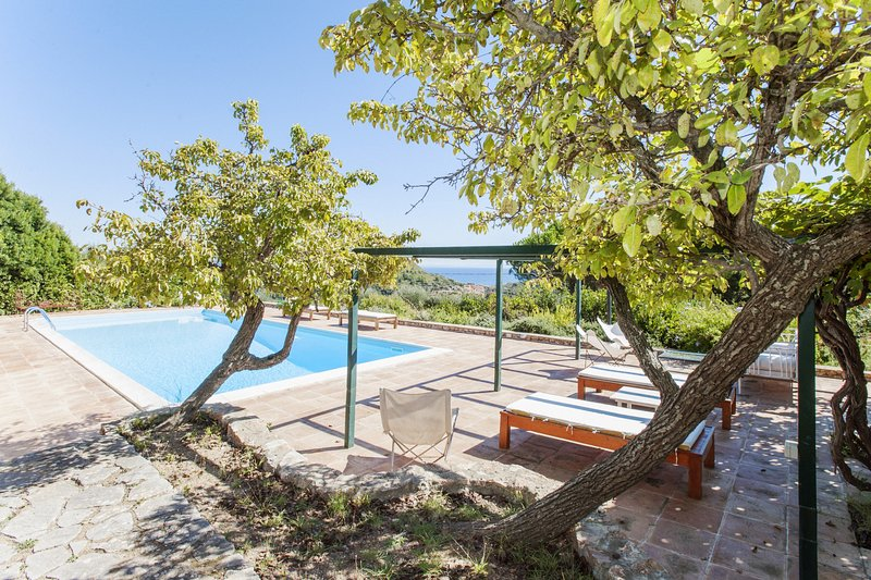 Villa Ercole, vacation rental in Alberese