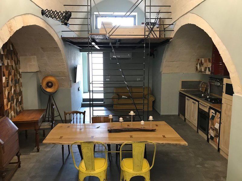 La stratodda Dimora, vacation rental in San Vito dei Normanni
