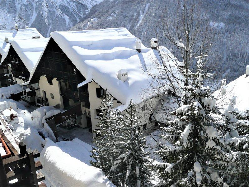 Grangesises, vacation rental in Borgata Sestriere