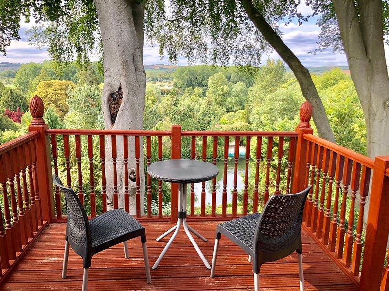 Brigstocke, Master Bedroom Balcony