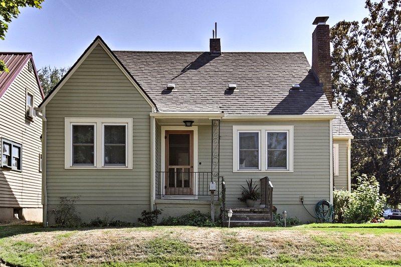 Faites de cette belle maison de 9 personnes Salem votre destination de vacances en Oregon.