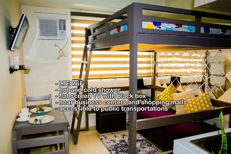 Red Cove - Your Cozy Home in the City, alquiler vacacional en Mandaluyong