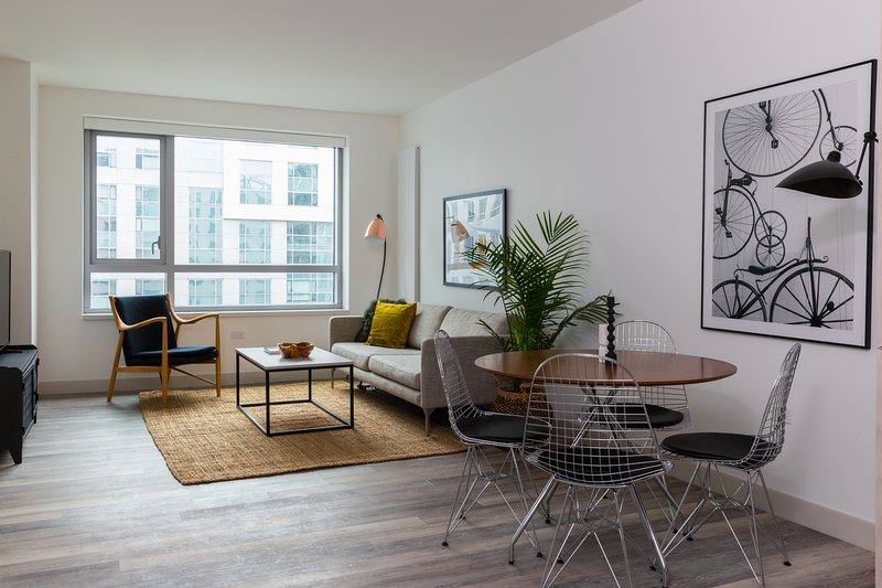 Lovely 1BR in SoMA by Sonder Has Internet Access and Cable