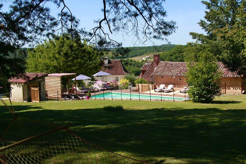 Le Clos Romantic & Spa, vacation rental in Saint-Geyrac