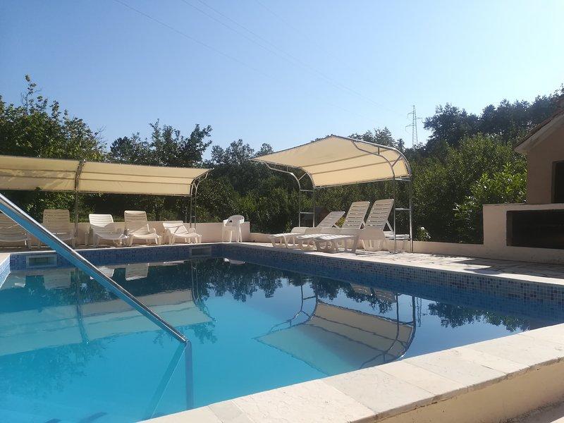 Villa Mandalena, alquiler de vacaciones en Buzet