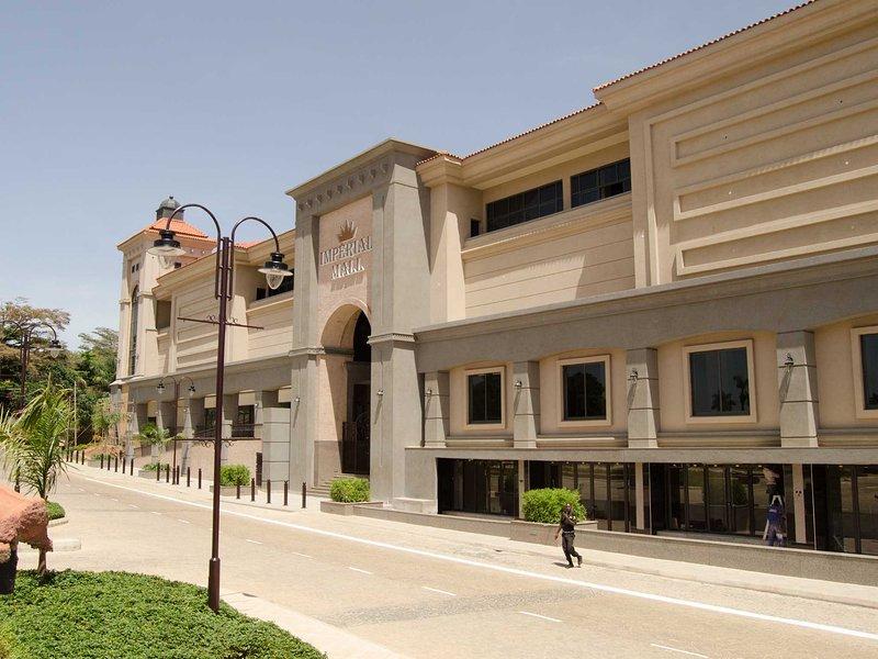 A modern sophisticated and luxurious Apartment, location de vacances à Entebbe