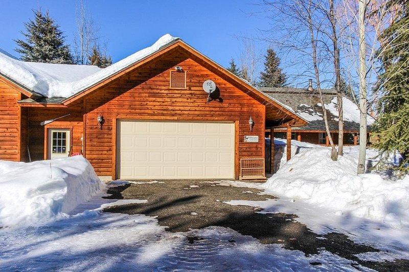Turner Lane Cabin - Strada privata e garage