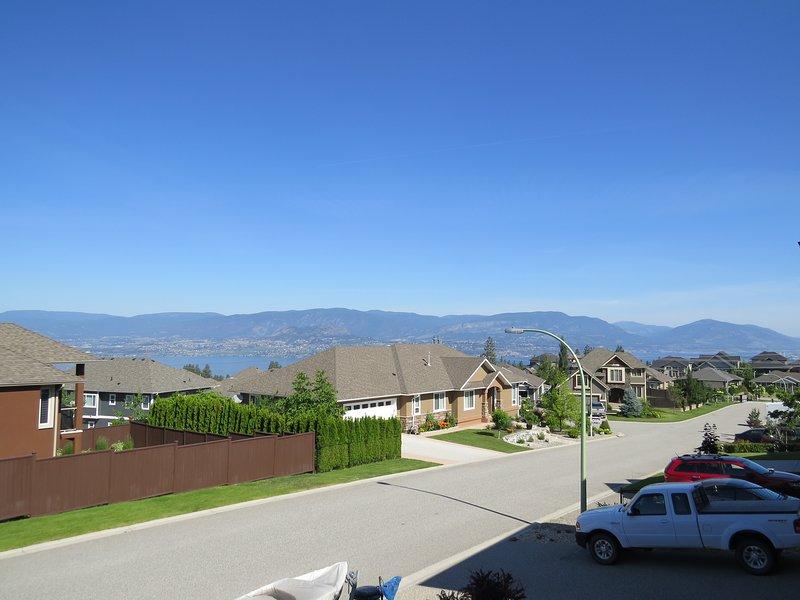 House Okanagan Lake View